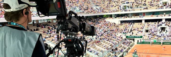 Panasonic Business cameras ensured the tournament was broadcast in UHD