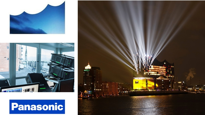 Panasonic has announced the availability of its new, beyond 4K resolution 3-Chip DLPTM laser projector with 27,000 lumens of brightness