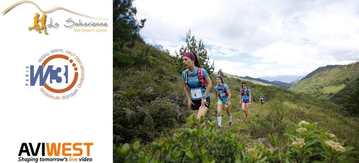 Paris WebCube Streams Live Multisport Trek in Ecuador With AVIWEST Technology
