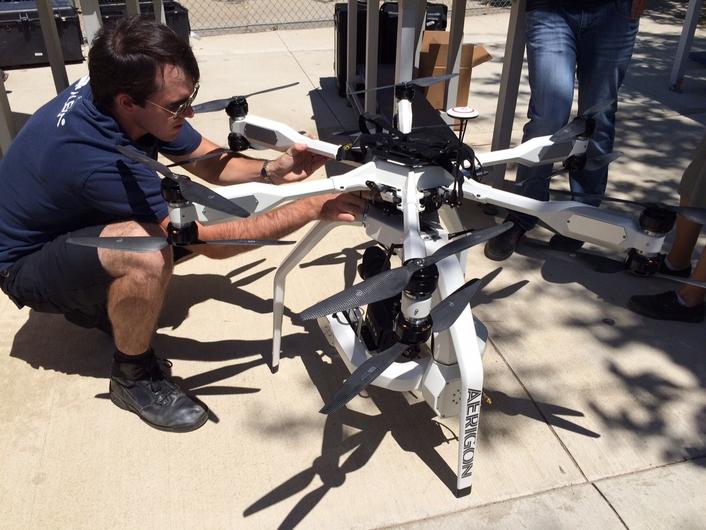 Welk Aviation Takes Flight with AERIGON, Aerial Remote Camera Head for Professionals
