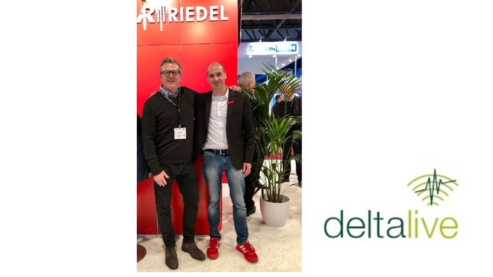DeltaLive becomes 'Haus Of Riedel'
