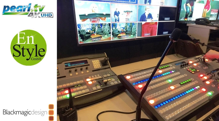 Pearl TV Launches Ultra HD Transmission with Blackmagic Design BroadcastInfrastructure