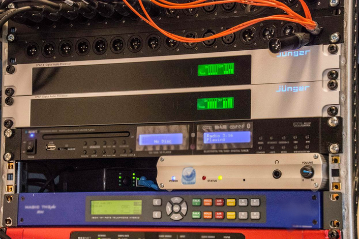 Jünger Audio Brings Audio Balance to The Pentecostal Church Filadelfia's New Media Centre