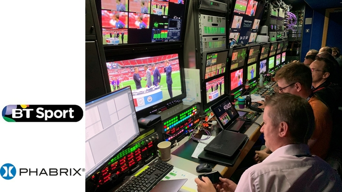 PHABRIX support HDR trials ahead of BT Sport Ultimate Launch
