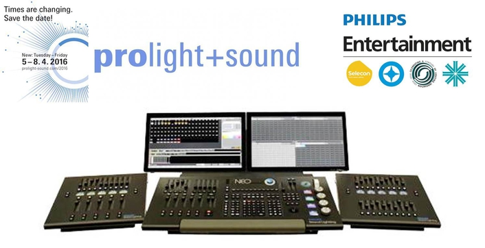 Philips Entertainment Lighting gears up to 'create great experiences' at Prolight + Sound 2016
