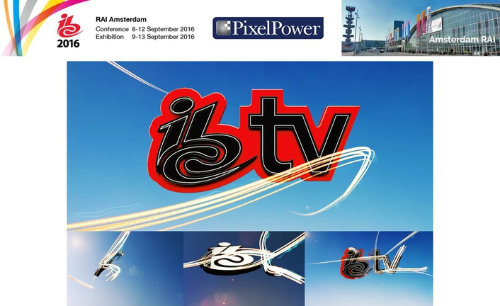 Pixel Power delivers character for IBCTV