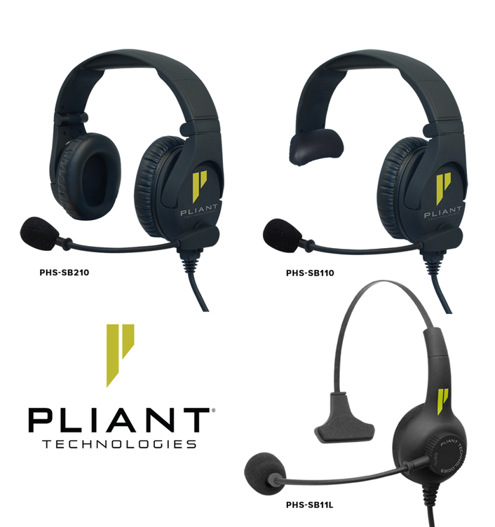 Updated SmartBoom Headsets, Drop-In Charger, Fiber Hub and FleXLR Adapter will Also be on Display