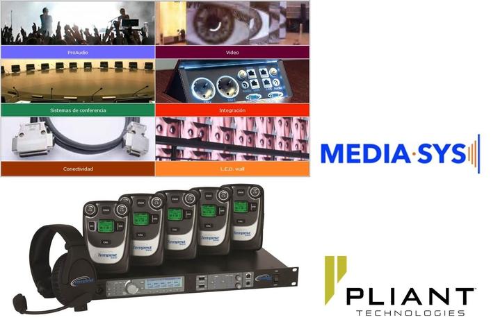 PLIANT™ TECHNOLOGIES ANNOUNCES MEDIA-SYS, S.L.,  AS SPANISH DISTRIBUTOR