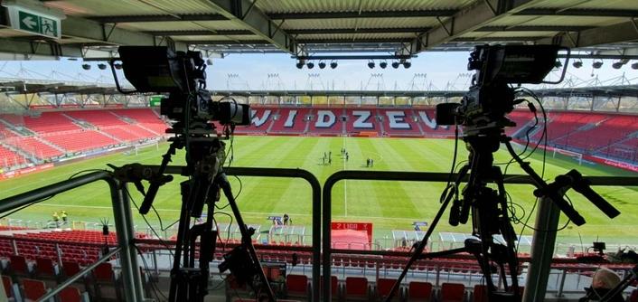 transmisjelive livestreams for Polish FA with Blackmagic Design