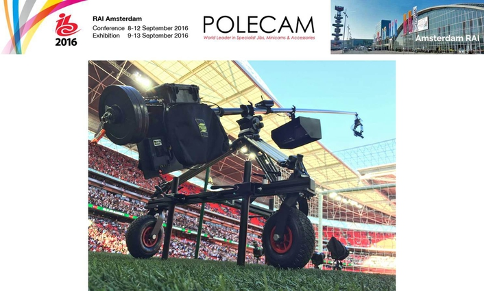 Polecam Systems keeps on innovating – Autopod and other new products at IBC 2016
