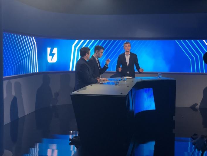 Game time! Large Elation Lighting System for Polsat Esports Studio