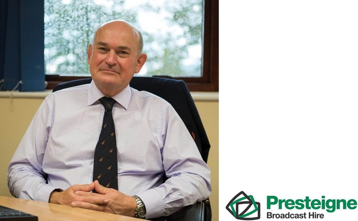 Presteigne Broadcast Hire appoints Martin Anderson as chairman