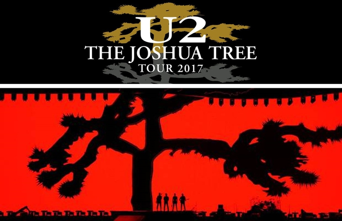 PRG Launches New Technology Solutions as Concert Firsts on U2 The Joshua Tree Tour 2017