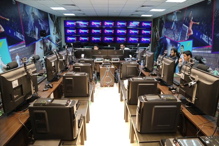 The rise of eSports in Saudi Arabia