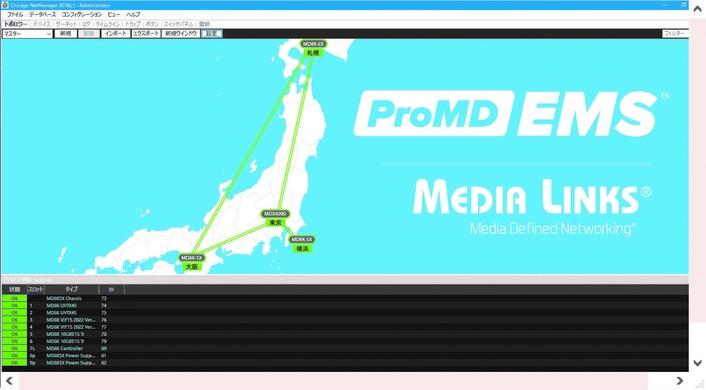 Media Links Releases Japanese Language Version of ProMD Enhanced Management Software