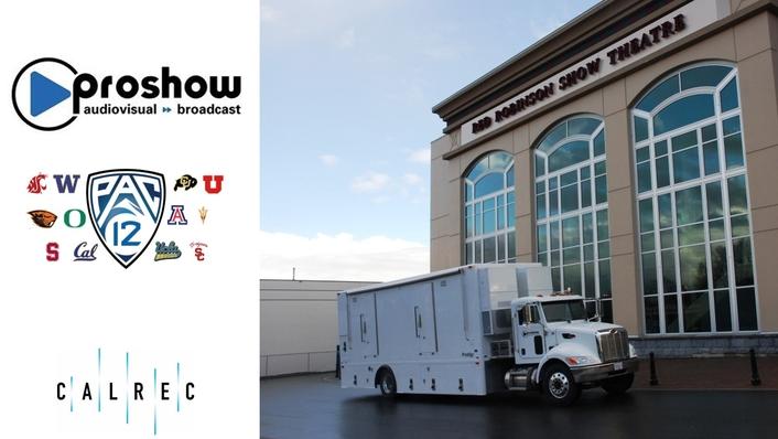 Brio's the bridge to remote production on board Proshow Broadcast's Prodigy truck