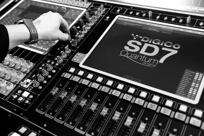 Martin Kühlechner with the SD7 Quantum