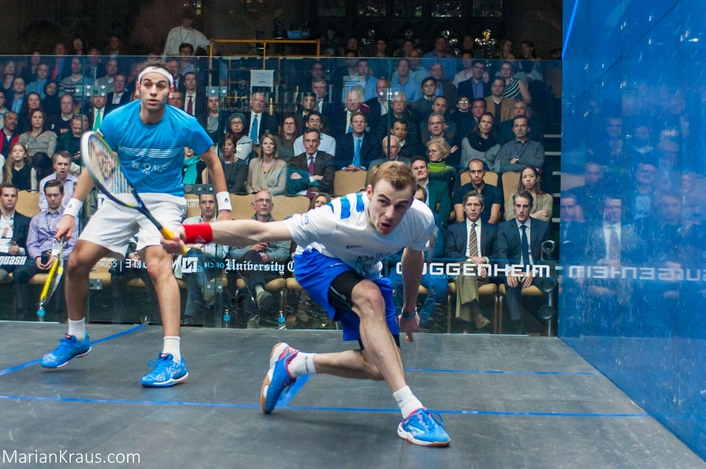 Squash's World Tour: All Angles Covered