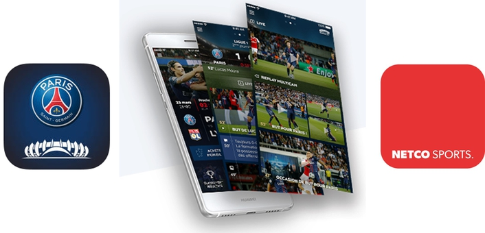 "PSG launches its new Stadium App ahead of French ""Classique"""