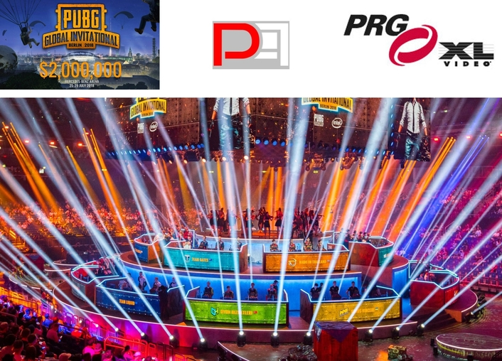 Taking on PUBG's eSports Battlegrounds!