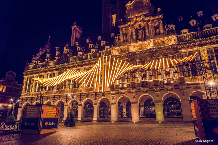 Catching the Beats of Leuven