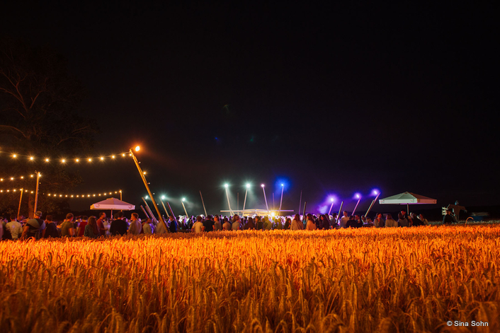 Painting the Cornfields with Luminosity