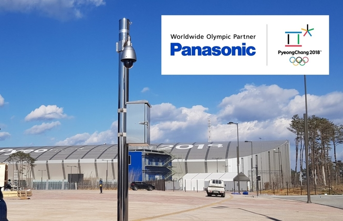 Panasonic celebrates 30th Anniversary as a TOP sponsor for the Olympic Games
