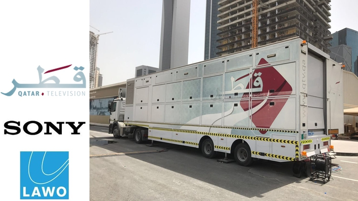 Qatar TV orders Lawo mc²36 and VSM for two new OB trucks
