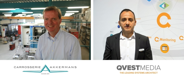 Qvest Media and Carrosserie Akkermans expand partnership