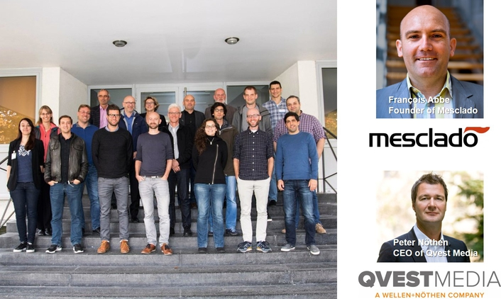 Mesclado team led by François Abbe joins Qvest Media France