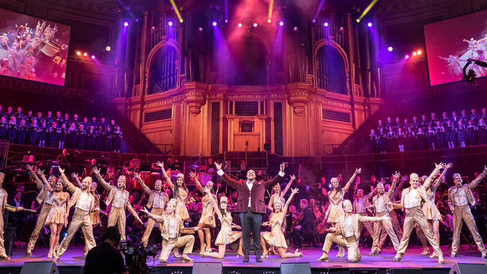"Panasonic has supported the production of ""Disney's Broadway Hits"" at London's Royal Albert Hall with 4K Cameras including the VariCam LT Cinema, AK-UC3000 Studio and AW-UE70 PTZ."