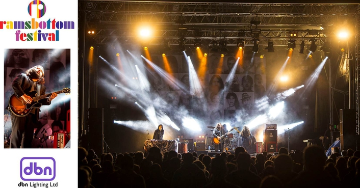 dbn Lighting from Manchester were delighted to return to the picturesque town of Ramsbottom