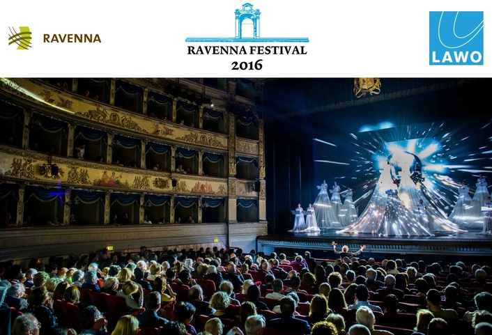 RAVENNA Networking joins Ravenna Festival with Lawo