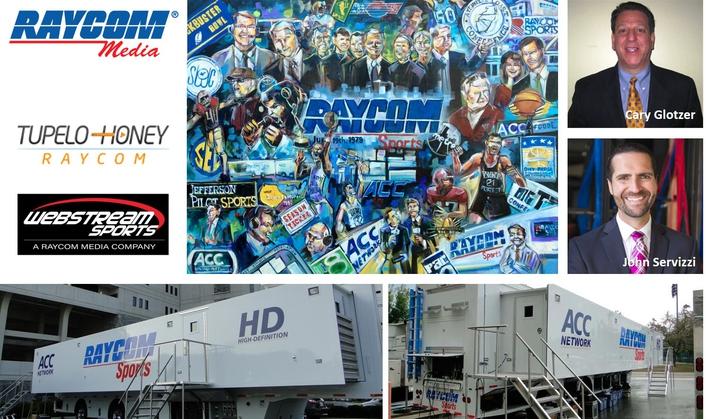 Newly Formed Tupelo Raycom's Future, Impact on Live Sports Production