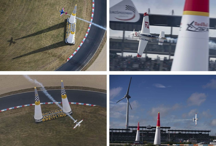 Australian pilot Hall snatches second win in a row with victory at EuroSpeedway Lausitz