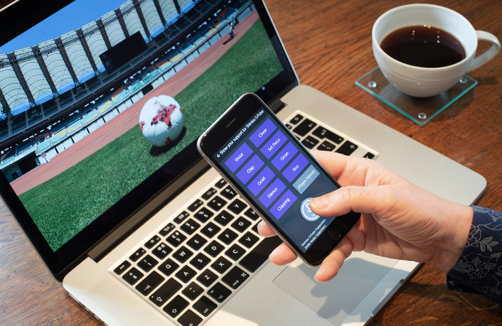 Yamaha Trials Remote Audience Reaction System For Sport