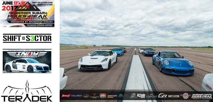 The Biggest Drag Racing Event in the World Meets Facebook Live