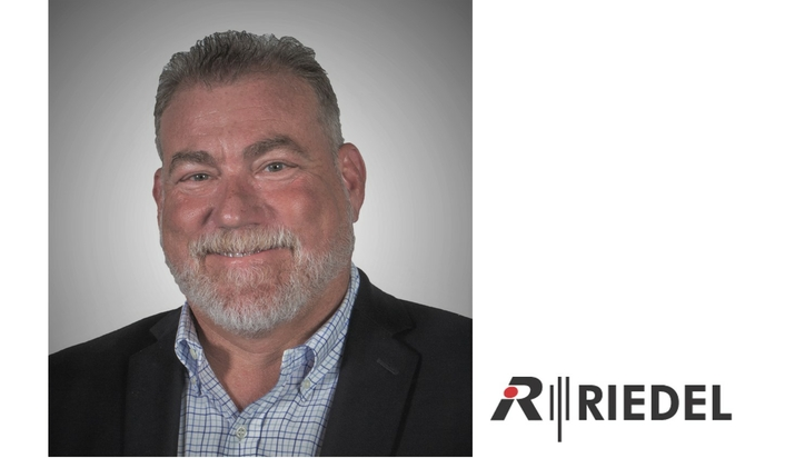Rich Zabel Joins Riedel as Vice President of Sales for North America