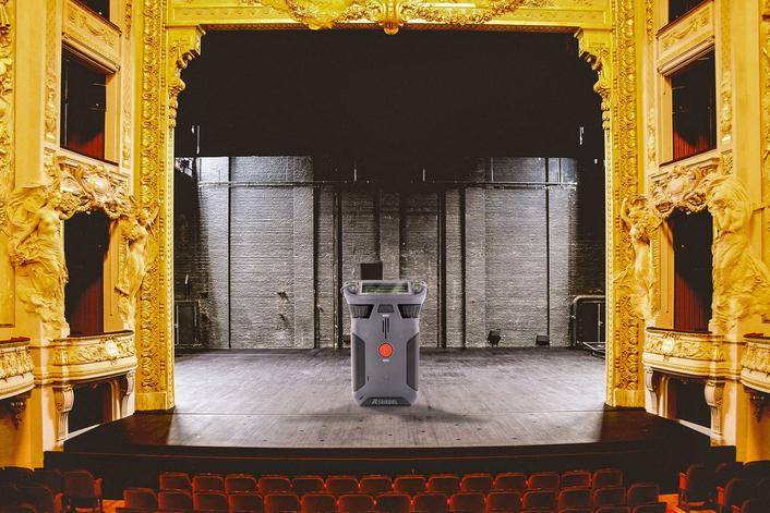 Riedel's Bolero Provides Crisp, Clear, and Future-Proof Wireless Comms for Historic Opéra de Lille in France