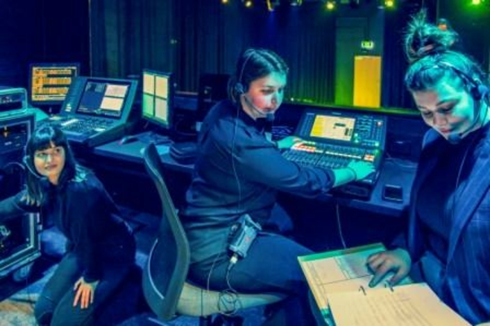 Western Australian Academy of Performing Arts Goes Wireless With Riedel's Bolero Intercom