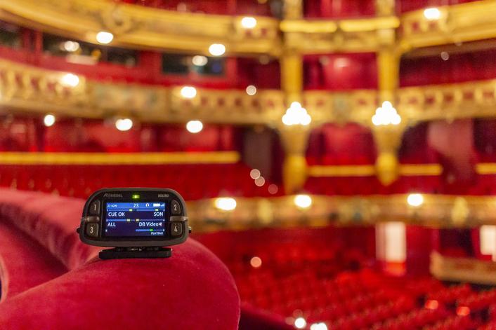 Riedel Provides Comprehensive, Future-Proof Comms Solution for Belgium's Historic Théâtre Royal de la Monnaie