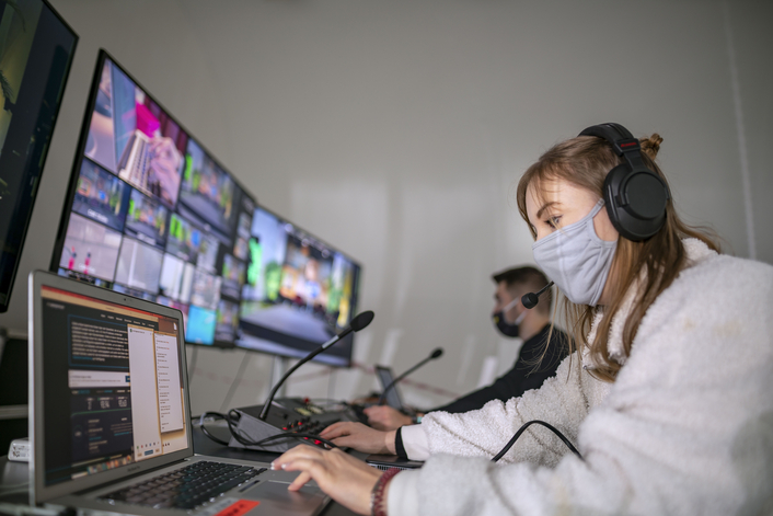 Riedel MediorNet, Artist, and Bolero Enable Unique, Student-Produced Broadcast at Germany's Darmstadt University of Applied Sciences