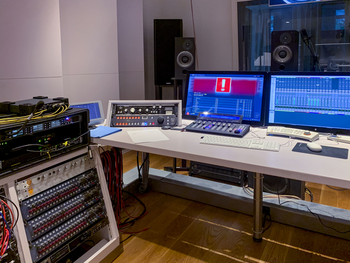 Riedel and RRN Deliver Remote Mastering Service for Live-Streamed Peter Maffay Concert