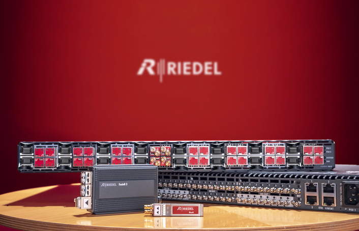 Riedel Broadens Video Solutions Portfolio With Range of New MediorNet Hardware and Software Devices