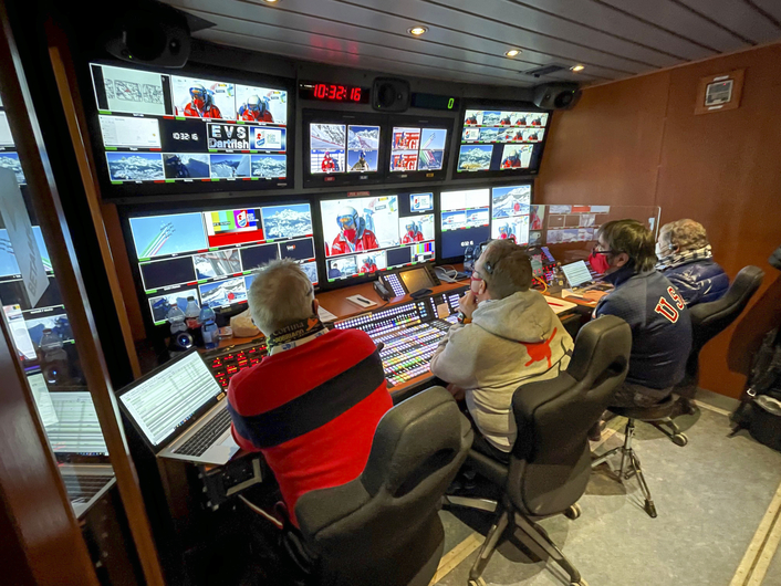 Riedel's MicroN UHD Provides Decentralized Signal Routing and Processing for Betamobil's Newly Upgraded UHD5 Truck