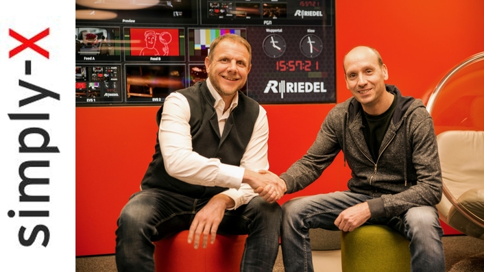 Riedel Invests in simply-X and Cooperates to Offer Cashless Payment and Access Control