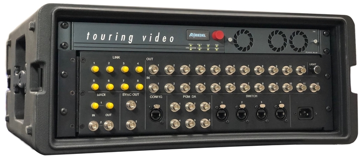 Riedel's MediorNet Drives Real-Time Signal Transport and OTT Streaming for Unique Drive-Up Worship Services at Cherry Hills Community Church