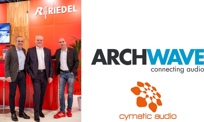 Riedel creates Zurich IP engineering hub with acquisition of Archwave and Cymatic Audio