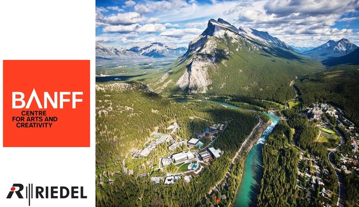Riedel MediorNet Interconnects Multiple Venues at Banff Centre