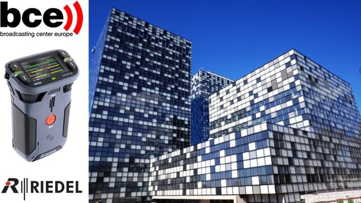 BCE Chooses Riedel MediorNet, Artist, and Bolero